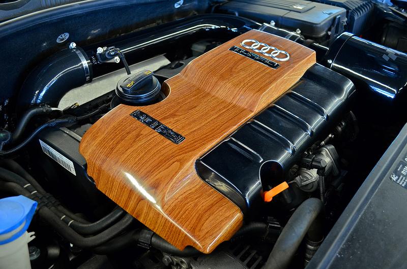 parte motor cohce efecto madera hidroimpresion
